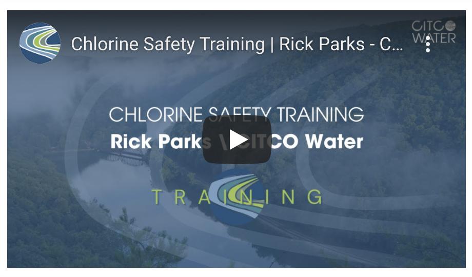 Chlorine Safety Training
